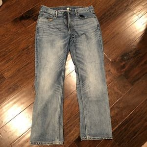 Men's jeans hardly worn